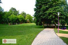 Parcul Copiilor din Timisoara Parks, Sidewalk, Gardens, Side Walkway, Outdoor Gardens, Walkway, Walkways, Garden, House Gardens