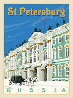 Anderson Design Group – World Travel – Russia: St. Petersburg