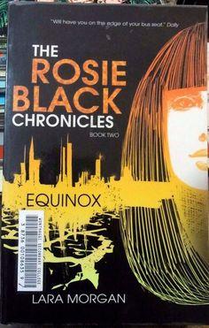 Equinox by Lara Morgan Paperback Book