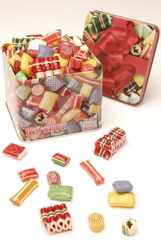 childhood christmas at grandma's house!..always knew this treat would be in the candy dish..