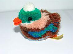 US $19.99 Steiff woolie duck