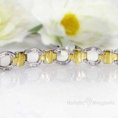 Womens Healing  Bracelet Horseshoe Bracelet ALL SIZES Womens