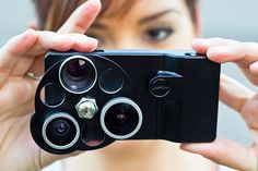 Lens case for iPhone $250