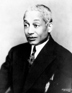 "Alain Locke, American writer, philosopher, educator, & ""Dean"" of the Harlem Renaissance. He familiarized American readers with the movement, promoting the recognition & respect of Blacks by editing a special Harlem issue for Survey Graphic, which he expanded into the anthology, The New Negro. He was the 1st African-American Rhodes Scholar (though at first denied admission by Oxford due to his race). The Black 100 ranks him the 36th most influential African American ever, past or present…"