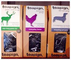 Tea pigs tea. #hungrybirds #coffeeshop #tea #rustic