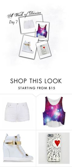 """""""casey"""" by shakiadinkins on Polyvore featuring beauty, Ally Fashion and Giuseppe Zanotti"""