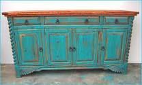 Rustic meets Shabby Chic? turquoise