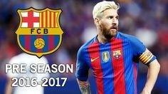 Lionel Messi, Pre Season [ 2016-2017 ] Goals, Skills Assists Passes.  Lionel…