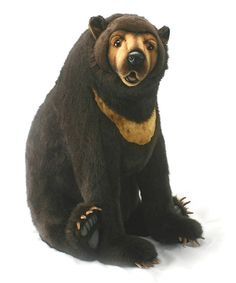 Look at this Sunbear Life-Size Plush Toy on #zulily today!