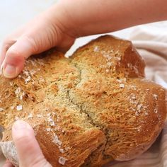 Honey Buckwheat Soda Bread Honey Buckwheat Soda Bread with Sea Salt Gluten Free Buckwheat Bread, Healthy Gluten Free Bread, Buckwheat Muffins, Spelt Bread, Buckwheat Recipes, Healthy Bread Recipes, Gluten Free Baking, Bun's Burger, Yeastless Bread Recipe