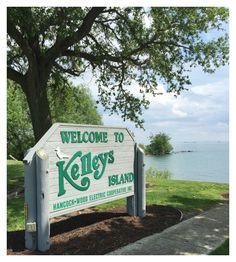Kelleys Island in Lake Erie - A great ferry ride away from Sandusky, Ohio!