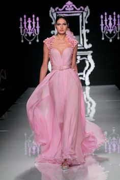 Abed Mahfouz - collection haute_couture .Spring-Summer2012