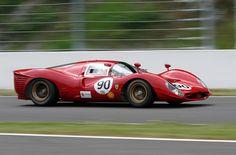 Beautiful Ferrari P3