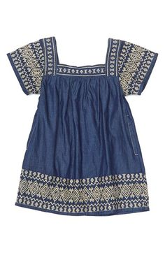 Peek 'Amaya' Dress (Baby Girls) available at #Nordstrom