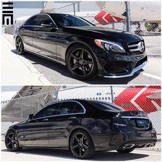 blacked out mercedes c300 cars pinterest mercedes benz rh pinterest com