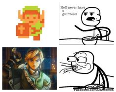 Image in The Legend of Zelda collection by Monivett Cereal Guy, Legend Of Zelda Memes, Comic, Twilight Princess, Breath Of The Wild, Fire Emblem, Videogames, Funny, Nerdy