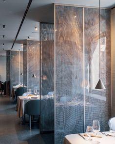 Il nuovo Armani Caffè di Milano è il salto nel passato che solo un visionario poteva immaginareelledecoritalia