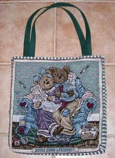 Boyds Bears Shipmates Wall Hanging Tapestry Decor