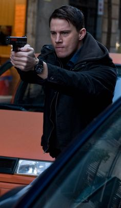 Channing Tatum stars in Haywire, 11.30pm Saturday 20th December 2014 on Film4