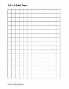 Practice Your Graphing With These Printables  Graph Paper And
