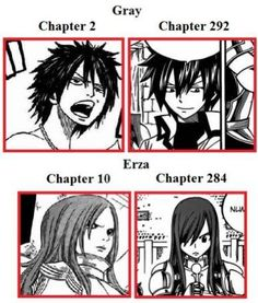 Hiro has really improved. :) I love the new look a whole lot more. :D
