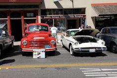 Studebakers at Fair Oaks Fiesta Days, California