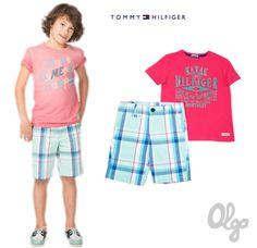 Tommy Hilfiger kids verano 2014