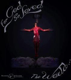 John 3:16, bible verse, photography,  Jesus