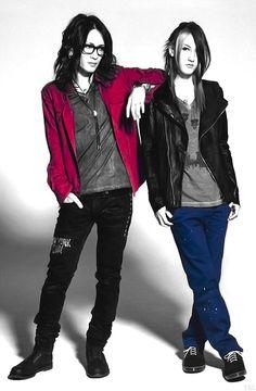 Umi & Yuh (Vistlip) ♥
