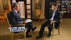 Full Edward Snowden Interview With Brian Williams