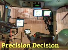We've employed precision ag tech for several years on our farm. Technology In Agriculture, Precision Agriculture, Farming, Modern, Blog, Life, Trendy Tree, Blogging