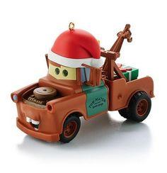 2013 Mater Peekbuster Cars Hallmark Disney Keepsake Ornament