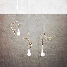 threedot:    t-mueninkul: Helt Enkelt | lamp design by David Taylor