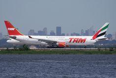 TAM (Brazil) Airbus A330-203