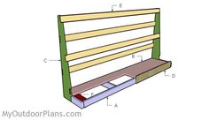 Panel Cart Plans | Free Outdoor Plans - DIY Shed, Wooden Playhouse, Bbq, Woodworking Projects