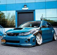 Subaru Impreza WRX STI Owner: @rosedaleny806