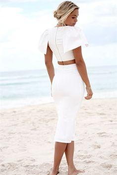 Sabo skirt cascade panel dress black