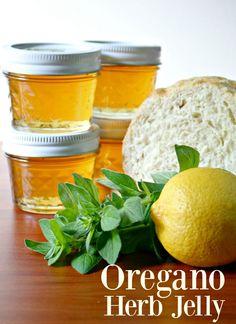 How to Make My Greek Oregano Jelly Recipe