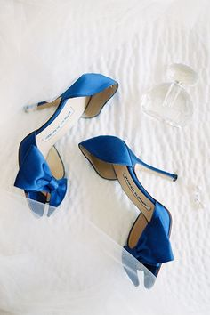 Top 20 Something Blue Wedding Shoes Top 20 Something Blue Wedding Shoes - Bridal Musings. Stilettos, High Heels, Zapatos Shoes, Blue Wedding Shoes, Something Blue Wedding, Manolo Blahnik Heels, Bride Shoes, Bridal Accessories, Wedding Jewelry