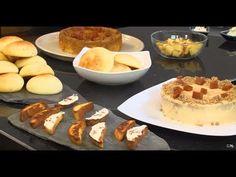 Receta de almojabanas y torta de almojabana - YouTube Colombian Food, Tostadas, Waffles, French Toast, Muffins, Breakfast, Youtube, Appetizers For Party, Food Recipes