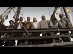 bij les 1; youtube film (15min) Ontdekkingsreizen van Columbus