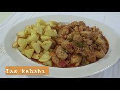 hindi eti ile muhteşem tas kebabı - YouTube Chicken, Meat, Youtube, Food, Hoods, Meals, Youtubers, Kai