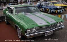 Chevrolet Chevelle, Chevy, Auckland New Zealand, Shelby Gt500, Gangsters, Super Sport, Days Out, Yachts, American History