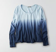 A dip-dye sweater for $39.95. | 41 Inexpensive Sweaters You'll Want To Cozy Up With