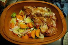 Chicken in the Romertopf