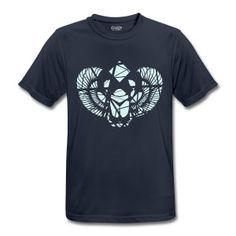 AD Scarabeus Sudaderas - Camiseta hombre transpirable