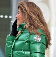 The World's Sexiest Jackets, Vests and Coats Smoking Ladies, Girl Smoking, Nylons, Moncler Jacket Women, Blueberry Girl, Down Puffer Coat, Puffy Jacket, Royal Fashion, Women's Fashion