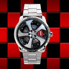 New 2015 volkswagen gti 5 wheel sport metal watch