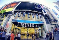 Forever 21*-*