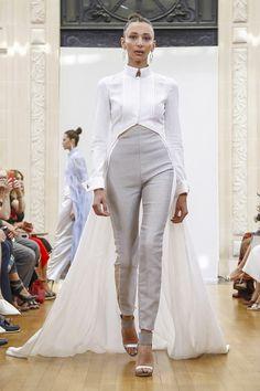 Gyunel Couture Fall Winter 2017 Paris